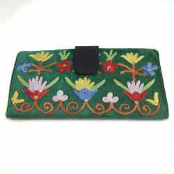 RayZ Clutch Wallet HB1011Green
