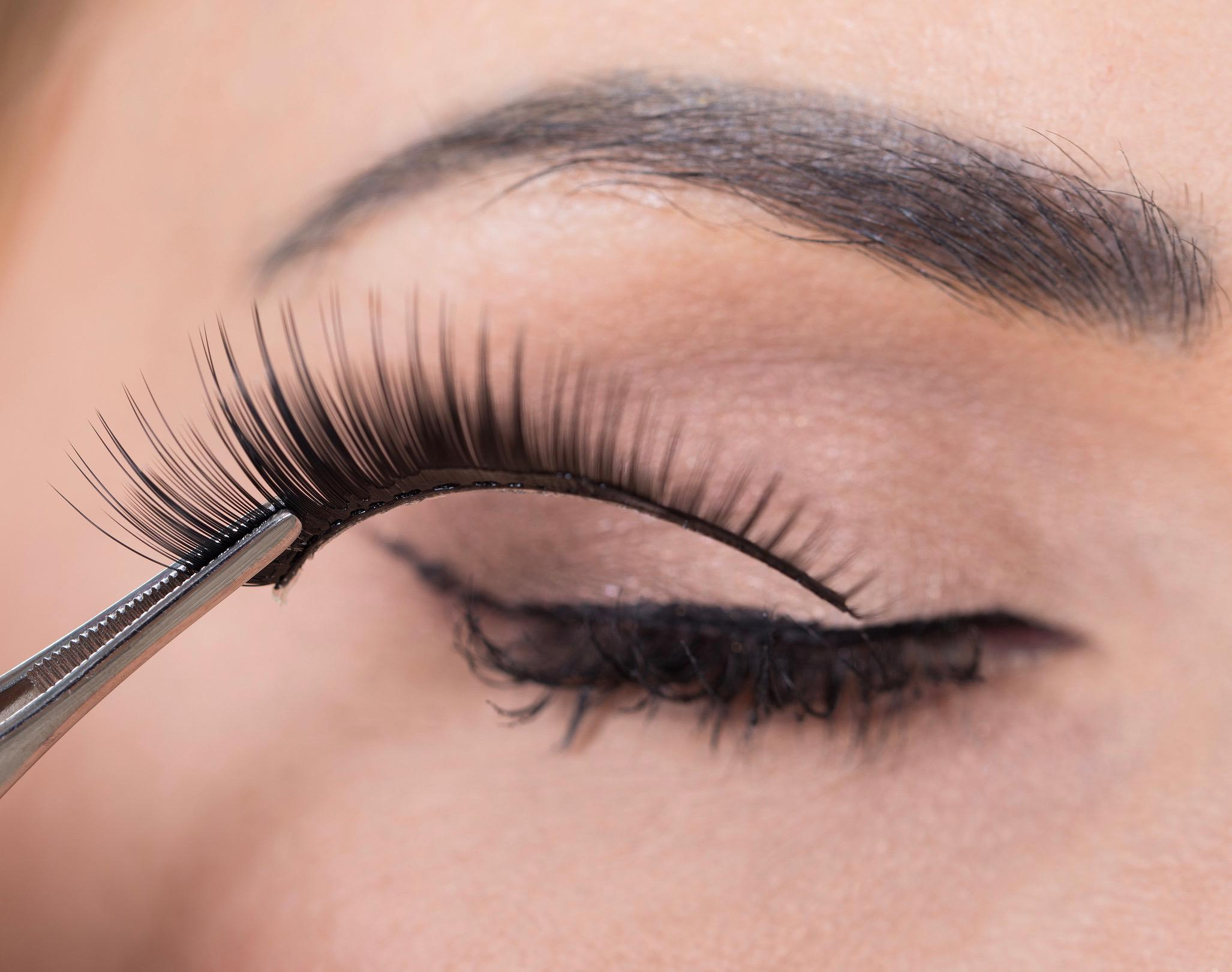 Eyelash Extensions Glow Skincare And Spa